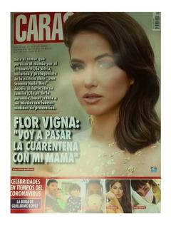 Revista Caras Nº 1993 Flor Vigna Voy A Pasar La Cuarentena