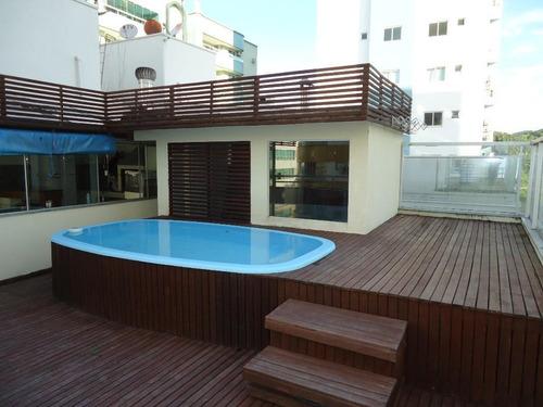 Cobertura Residencial Para Venda E Locação, Centro, Balneário Camboriú. - Co0018
