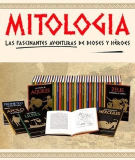 Colección : Mitología Griega - Gredos - Tapa Dura