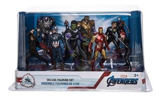 Disney Store Set Figurines Marvel Avengers Endgame, 2019