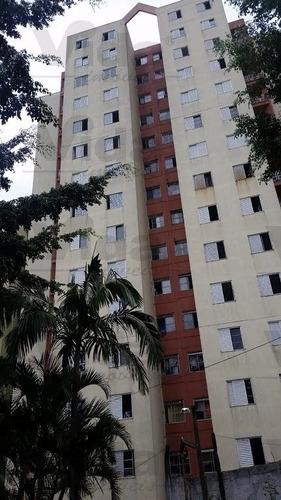 Apartamento Em Padroeira  -  Osasco - 36969