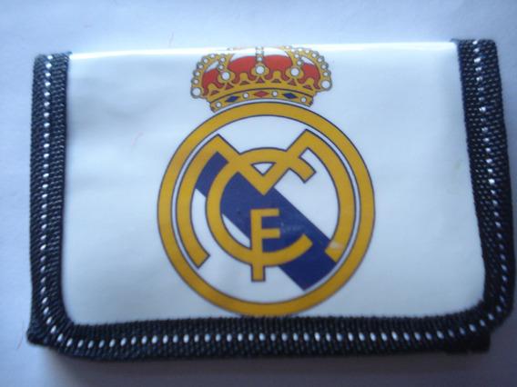 Billetera Del Real Madrid Club De Fútbol Para Niños