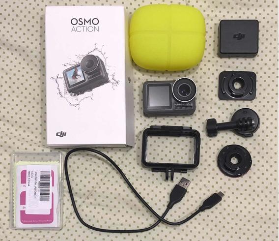 Dji Osmo Action 4k (camera Ação Dji Tipo Go Pro )