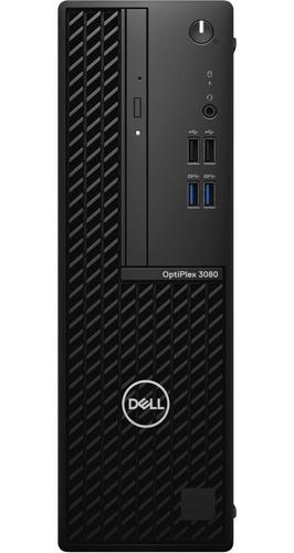 Dell Optiplex 3080 Sff, Ci5, 8gb, 256gb Ssd, Win 10 Pro