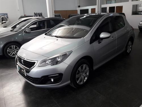 Peugeot 308 2017 Allure 1.6 $990.000 Y Ctas $27.900