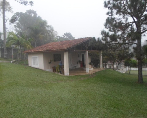 Santa Izabel/bela Chácara C/piscina/ac/imóvel/ref:04100