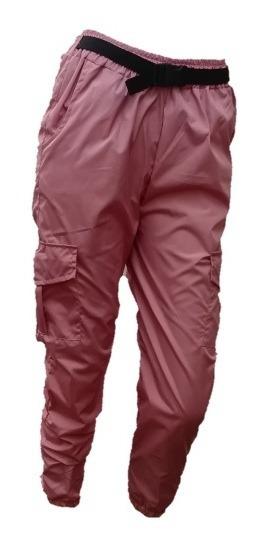Pantalon Cargo Jogger Ropa Mujer Femenino