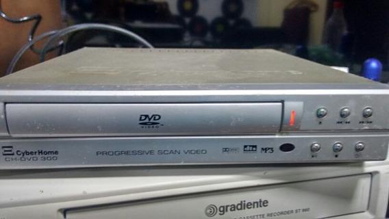 Aparelho De Dvd Usado Com Defeito