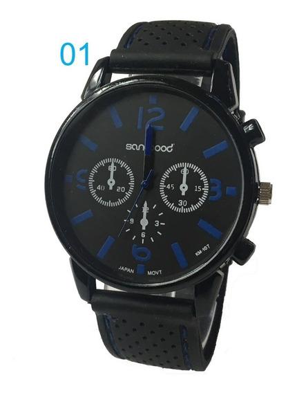Relógio Masculino Sport Promoção Aproveite Ja Cód.100
