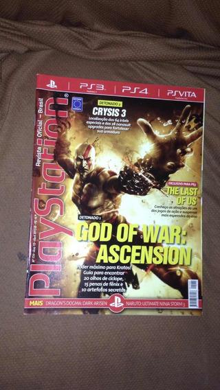 Revista The Last Of Us - God Of War - Saint Seiya