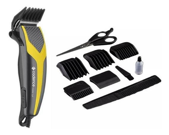 Aparador Barba Corta Cabelo + Acessorios 110 V Frete Gratis