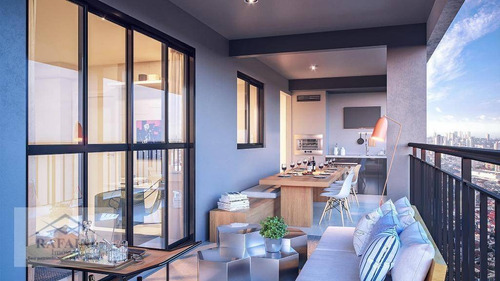Apartamento Com 2 Dormitórios À Venda, 78 M² Por R$ 624.000,00 - Vila Prudente (zona Leste) - São Paulo/sp - Ap0694