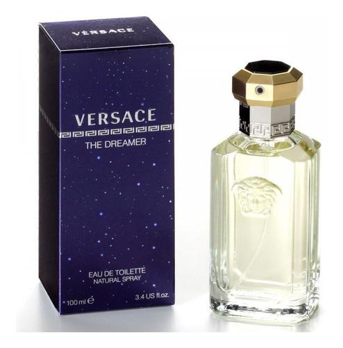 Imagen 1 de 1 de The Dreamer For Men By Versace Edt 100 Ml Original