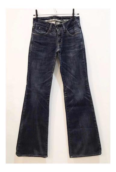 Calça Jeans Calvin Klein Flare 38