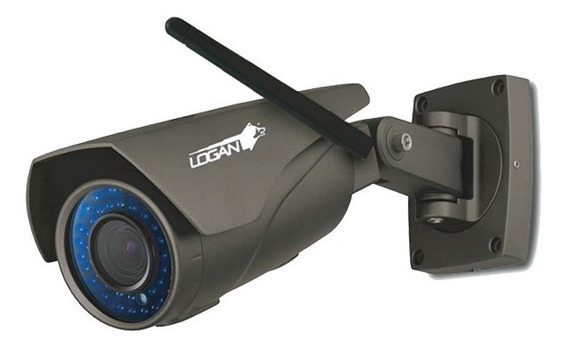 Cámara Ip Bullet 1080p Hd 2 Mpx Motorizada Zoom Optico Wifi
