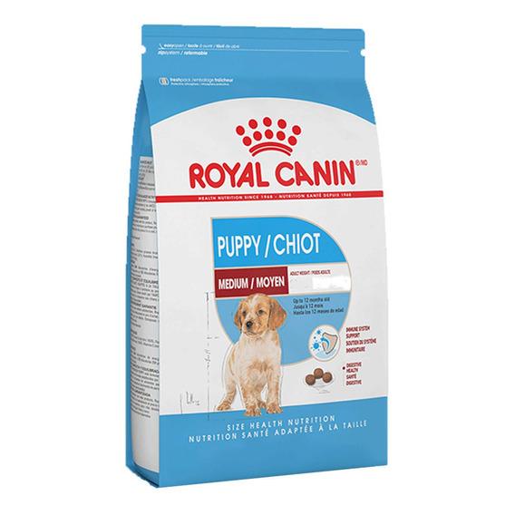 Croquetas Alimento Perros Medium Puppy Royal Canin 13.6 Kg