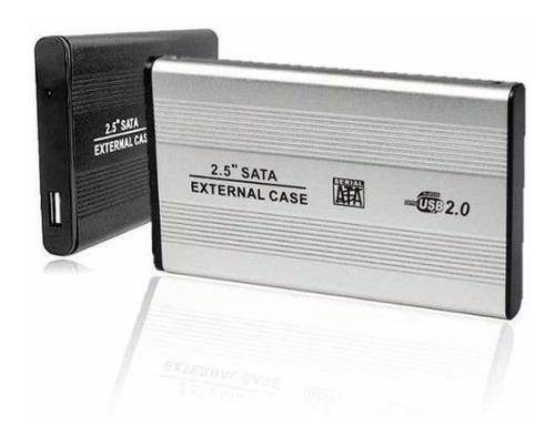 Case Para Hd Portátil Externo Gaveta 2.5 Notebook Usb 2.0 A@