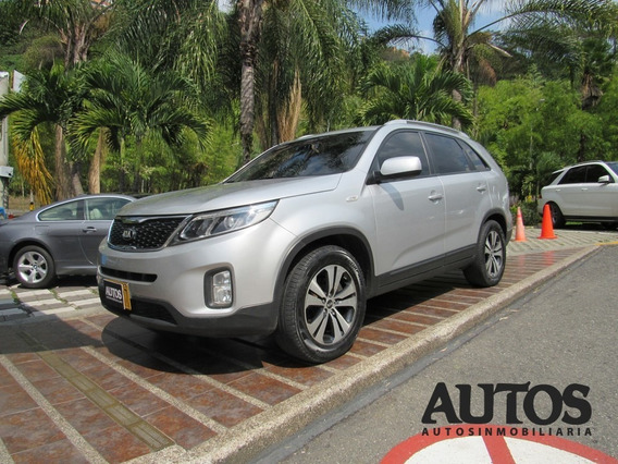 Kia Sorento Lx Radical Turbo Diesel At Sec 7p Cc2200
