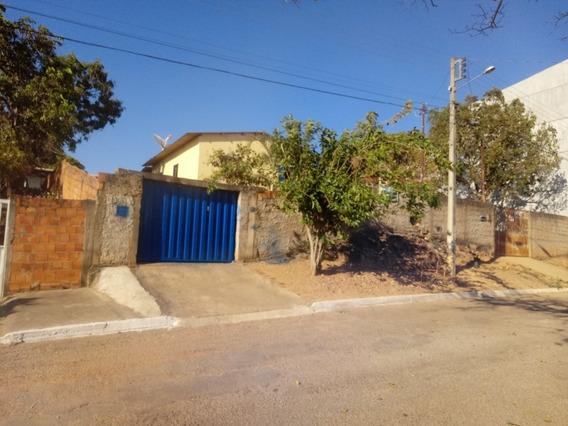 Casa De 2 Quatos, Sala, Cozinha, Valor 85 Mil Aceita Carro.