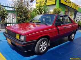 Renault R9 Gtx Mt 1400 Cc Pm