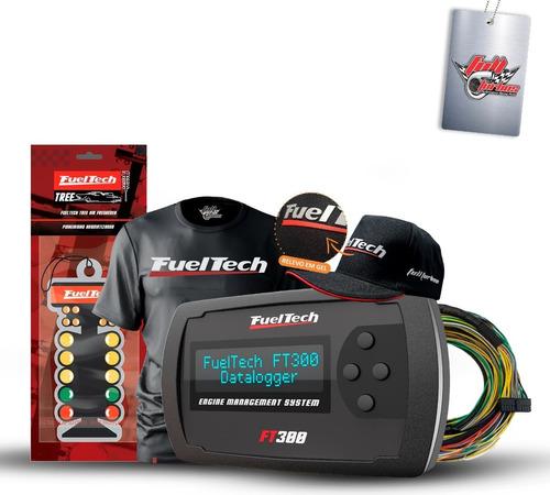 Imagem 1 de 6 de Fueltech Ft300 3 Metros +ultra Brindes 12x S/juros
