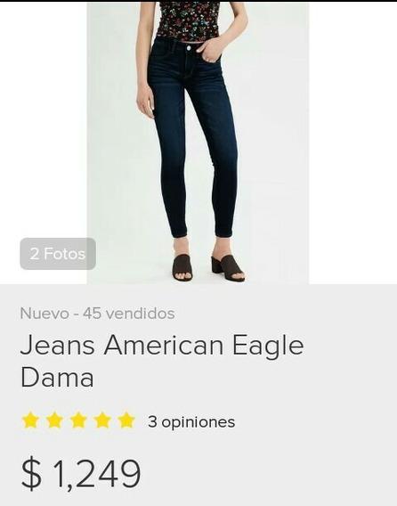 Pantalon American Eagle Original