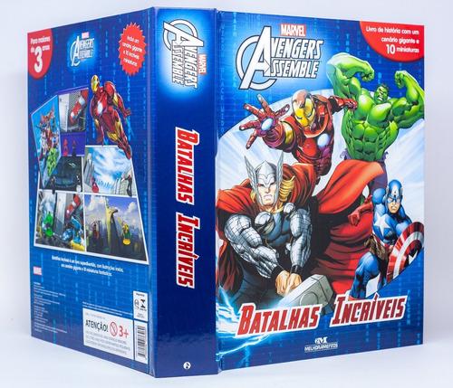 Imagem 1 de 7 de Marvel Avengers Assemble