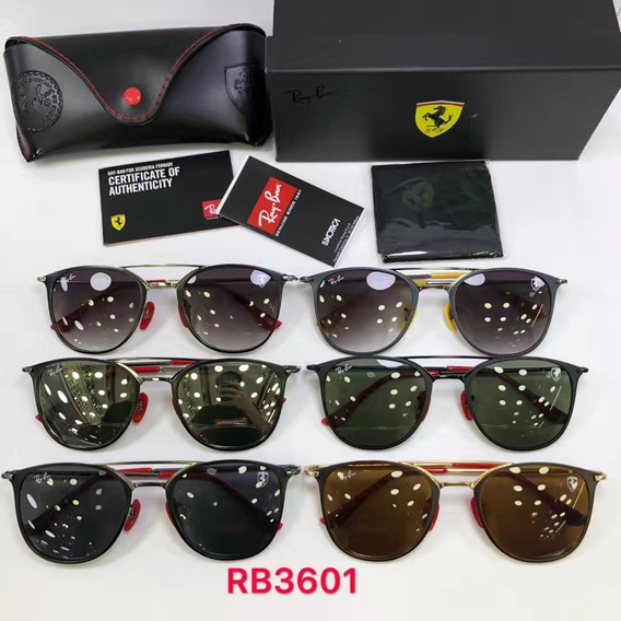 Óculos Ray Ban Ferrari - Original