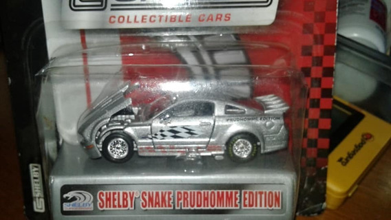 Miniatura Shelby Snake Prudhomme Edition 1:64 Lacrada !