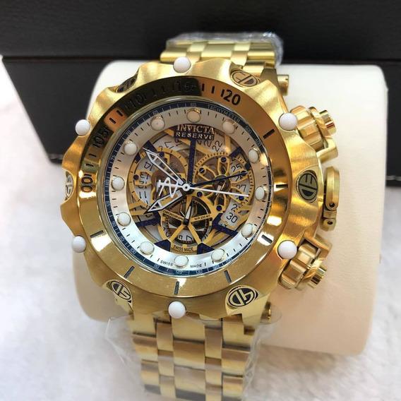 Relógio Invicta Linha Premium Aaa+
