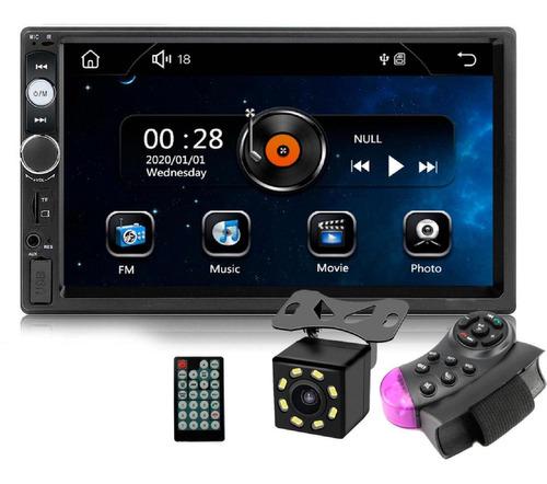 Autoestereo Vak 6911 Touch 7 Mirrorlink Bluetooth Usb Sd Aux