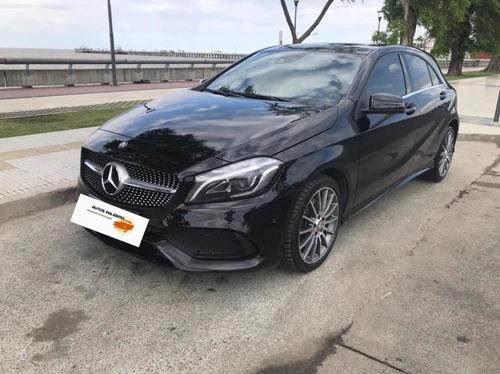 Mercedes-benz Clase  A250 Amg-line 2017