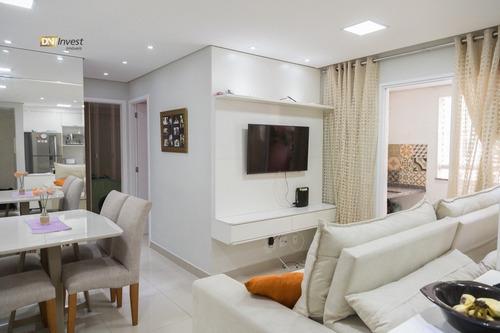 Imagem 1 de 30 de Apartamento A Venda No Bairro Jardim Imperador Em Guarulhos - 1669-1