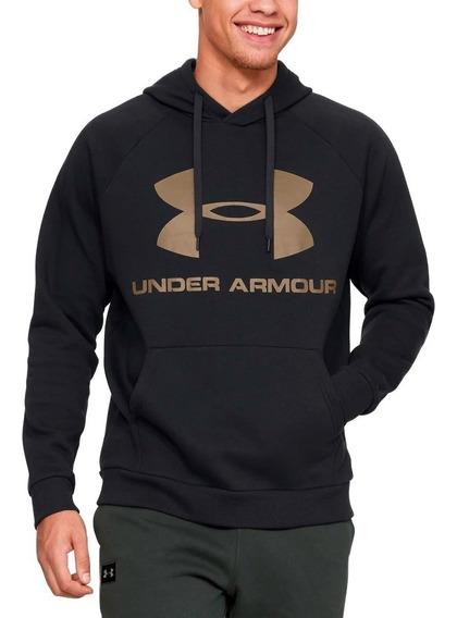 Sudadera Atletica Rival Fleece Hombre Under Armour Ua048