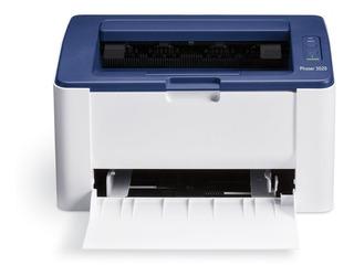 Impresora Laser Xerox 3020 Monocromatica Wifi