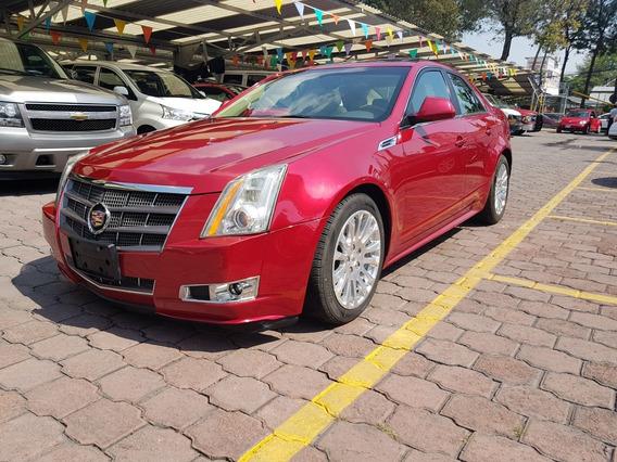 Cadillac Cts B Premium Piel At 2010