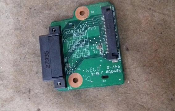 Adaptador Drive De Dvd Notebook Hp Dv9000 Dv9500 Cod.449