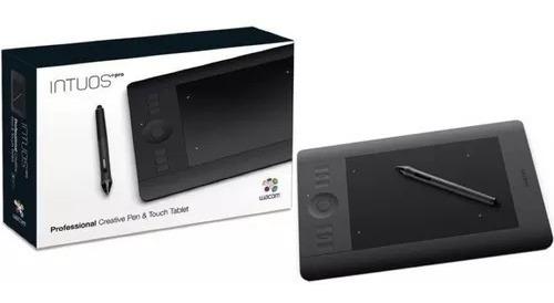 Mesa Digitalizadora Wacom Intuos Pro Pequena Pth451l S/j