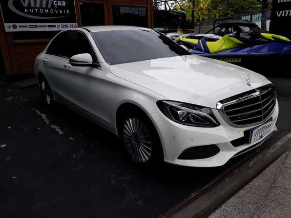 Mercedes-benz C180 1.6 Cgi Exclusive Flex.2018/2018