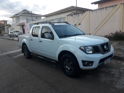 Nissan Frontier 2014 2.5 Sv Attack Cab. Dupla 4x4 4p