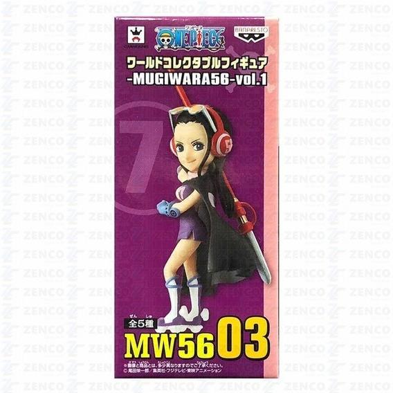 Figura One Piece Wcf Mugiwara56 - Robin Original