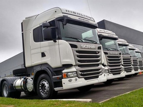 Scania R 440 6x4 2018 0km Highline/streamline