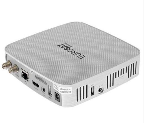 Eurosat HD Prata atualização V1.94 - 30/04/2021