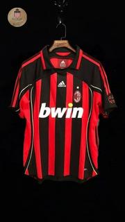 Camisa Retrô Milan 2006/2007