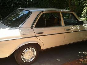 Urgente! Mercedes Benz 230 Sedan 1979 Nafta. Titular