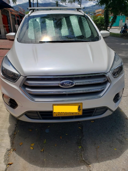 Ford Escape Se 4x4 2.0 Turbo Modelo 2019