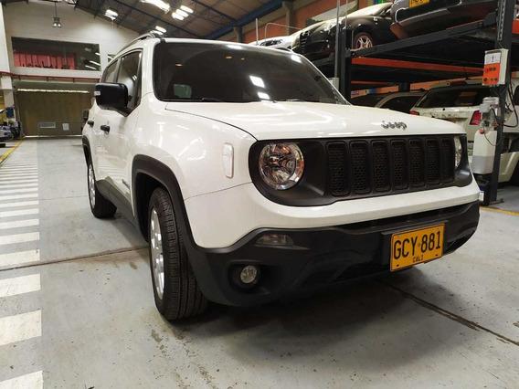 Jeep Renegade Automático 2020 Seminuevo