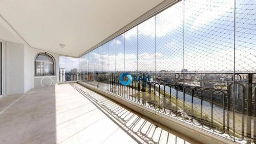 Apartamento À Venda, 432 M² Por R$ 3.700.000,00 - Panamby - São Paulo/sp - Ap10603