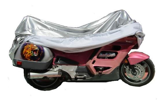 Funda Afelpada Para Motocicleta Extra Grande Envio Gratis