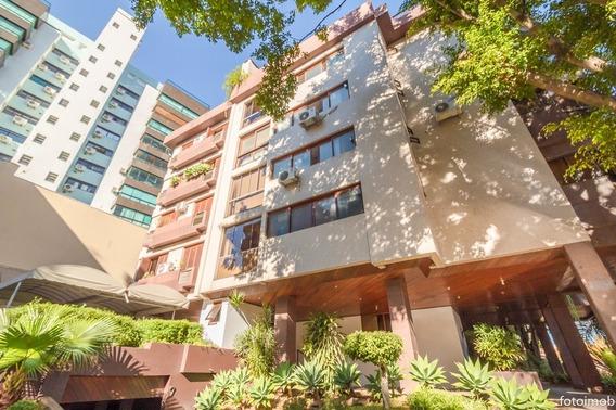 Cobertura Em Petrópolis Com 3 Dormitórios - Rg5368